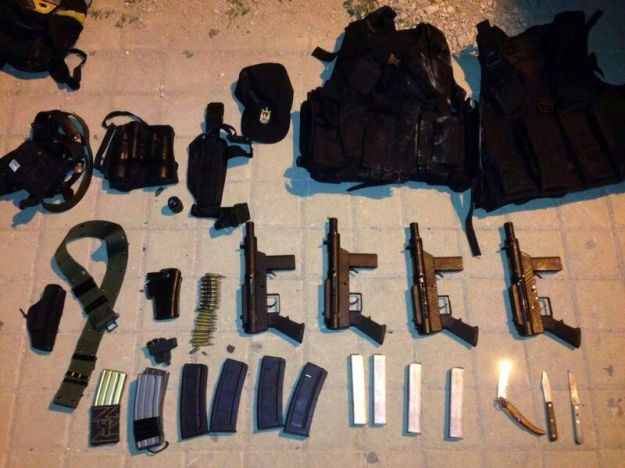 Palestinian_Weapons_Exposed_During_Operation_Brother's_Keeper_(14256563989)