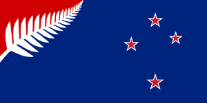 New flag of NZ